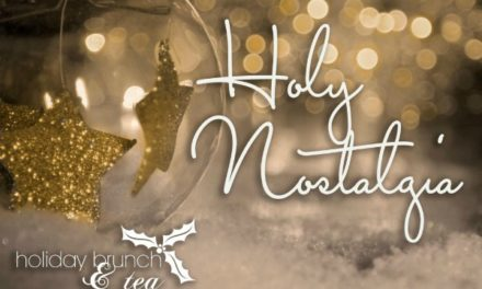 Houston area – Join me for holiday tea!